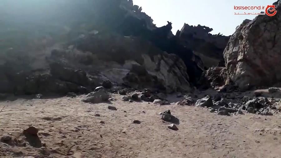 دره مجسمههای جزیره هرمز