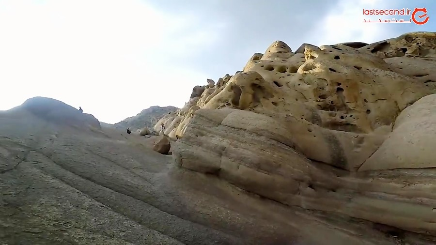 با من به دره ارواح سنگی بیایید،جایی که خیلی ها از آن بی خبرند!