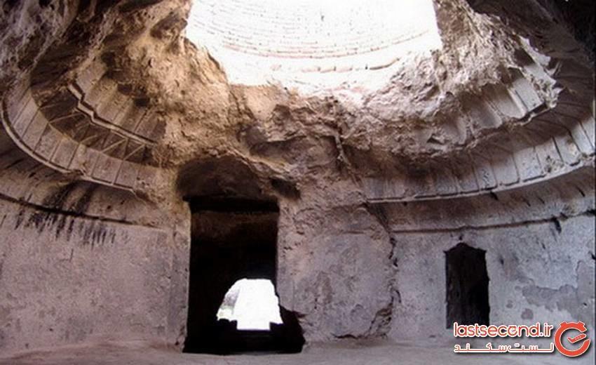 مهر، معبد زیر زمینی مراغه