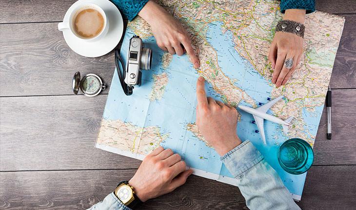 نکاتی برای سفر به اروپا: ده مرحله تا سفر