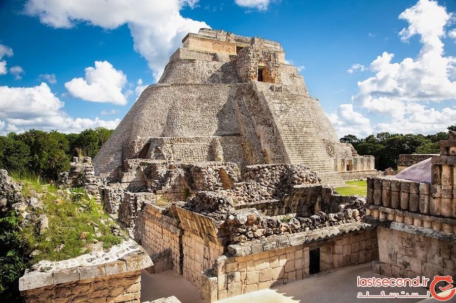 شهر باستانی اوکسمال (Uxmal) – مکزیک