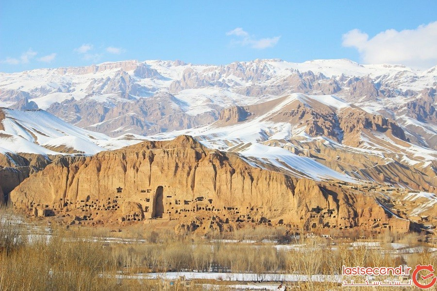 مناظر فرهنگی و بقایای باستانی درهی بامیان – افغانستان