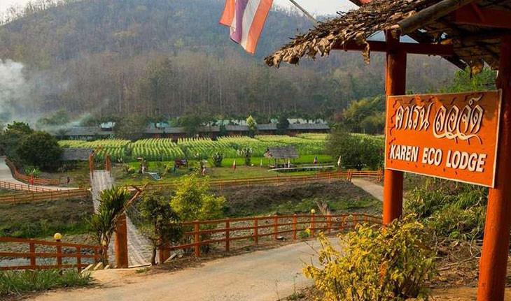10 مورد از بهترین هتلها و اقامتگاههای سبز در شیانگمی
