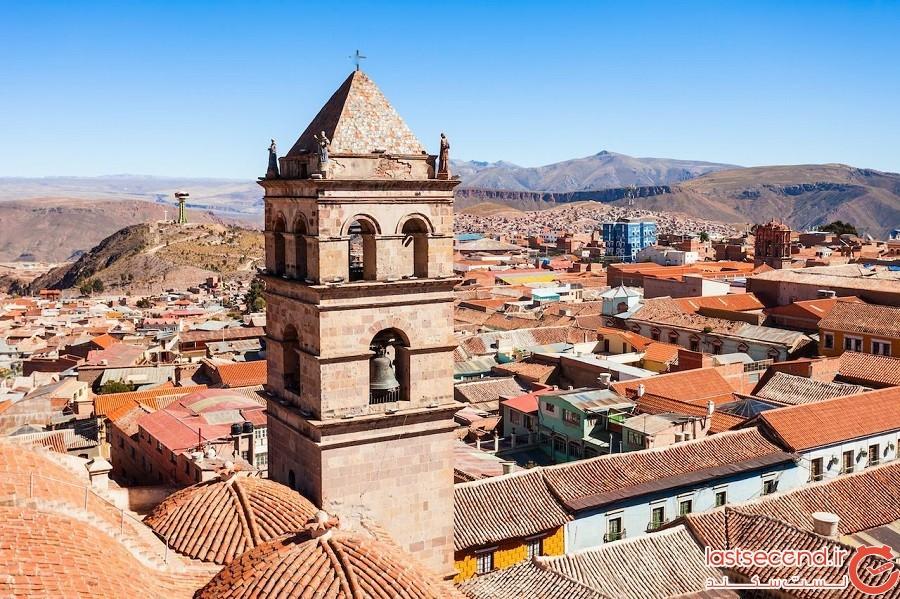 شهر پوتوسی (Potosí) – بولیوی