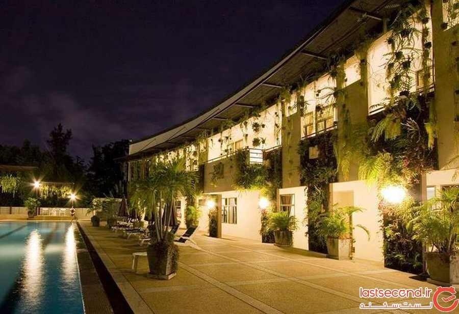 اقامتگاه سبز شیانگمی (ECO RESORT CHIANG MAI)