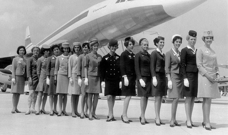 مروری بر پنجاه سال پرواز کنکورد در آسمان جهان