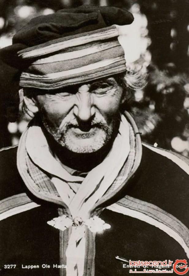 قوم سامی، شگفتی بالاترین نقطه ی جهان در نروژ