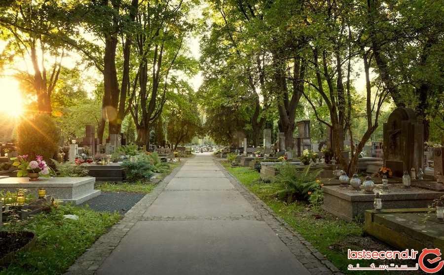 قبرستان راکوویکی (Rakowicki Cemetery)