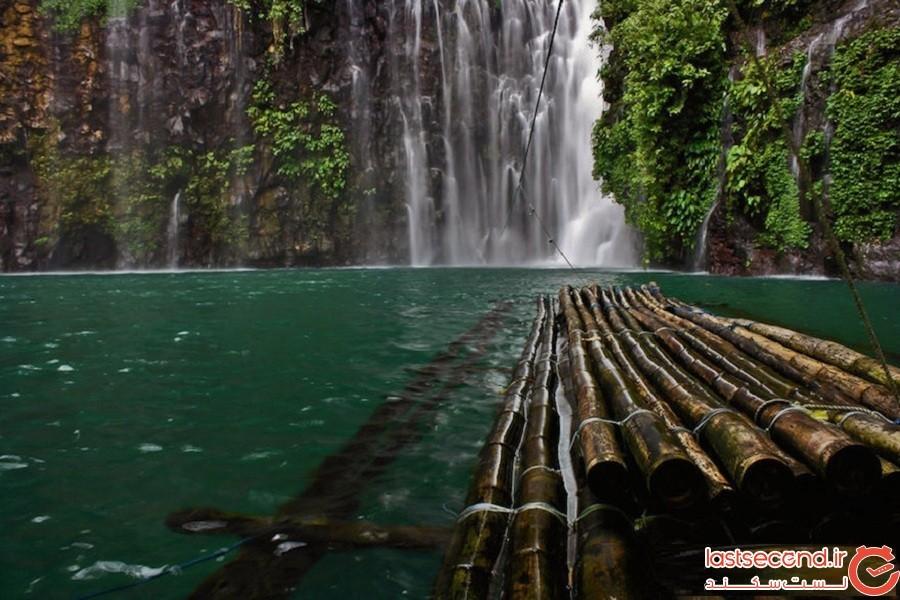 آبشارهای تینا گو، فیلیپین