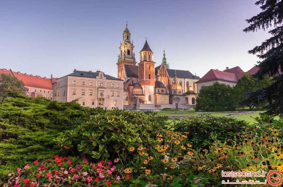 کاخ سلطنتی ووئل (Wawel)
