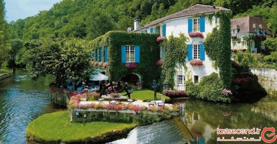 هتل مورین دِ راک، فرانسه