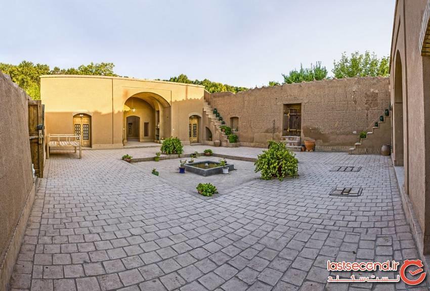 باغ پهلوان پور، اثری جهانی در مهریز