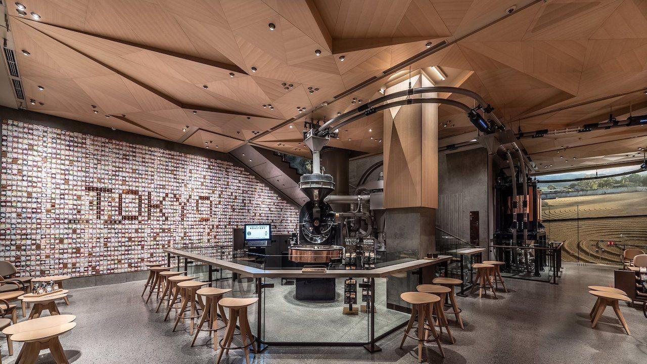 شعبه های جدید و عجیب استارباکس، اینبار در توکیو