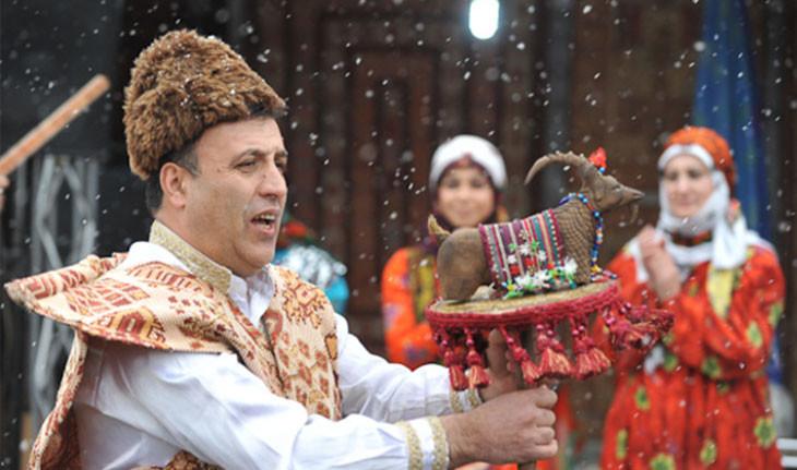 رسوم مختلف نوروز در میان شهرهای مختلف ایران
