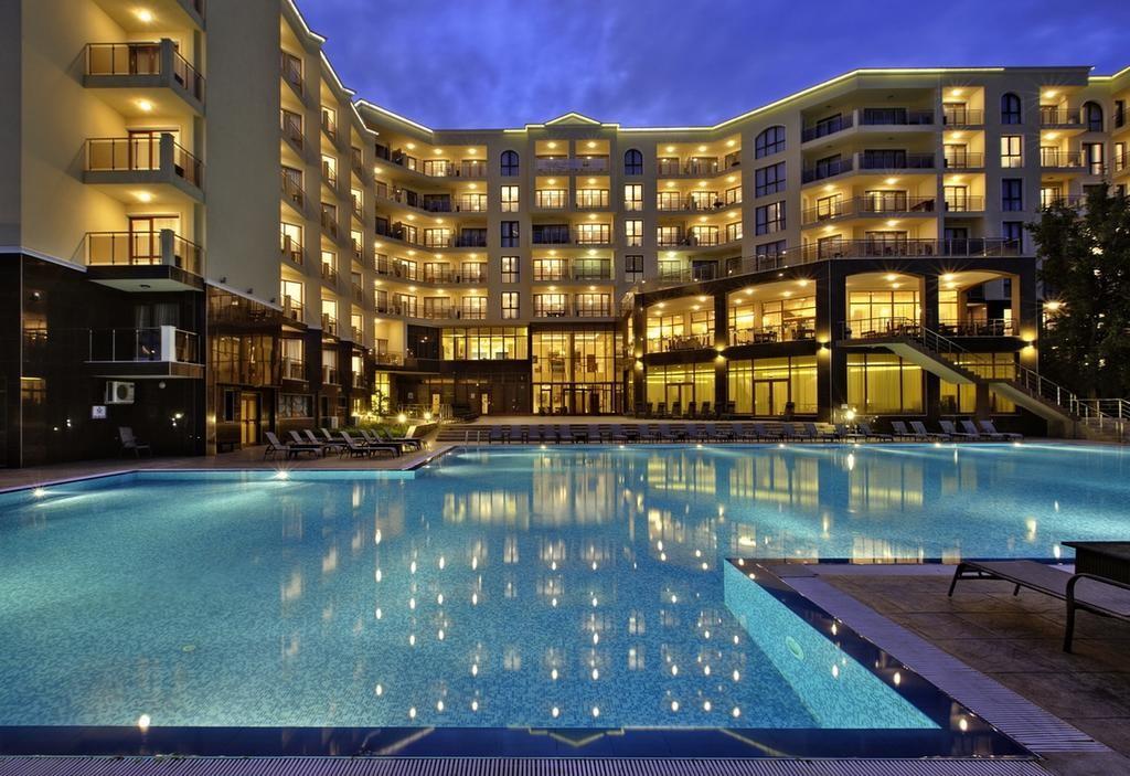 هتل اپارت گلدن لاین