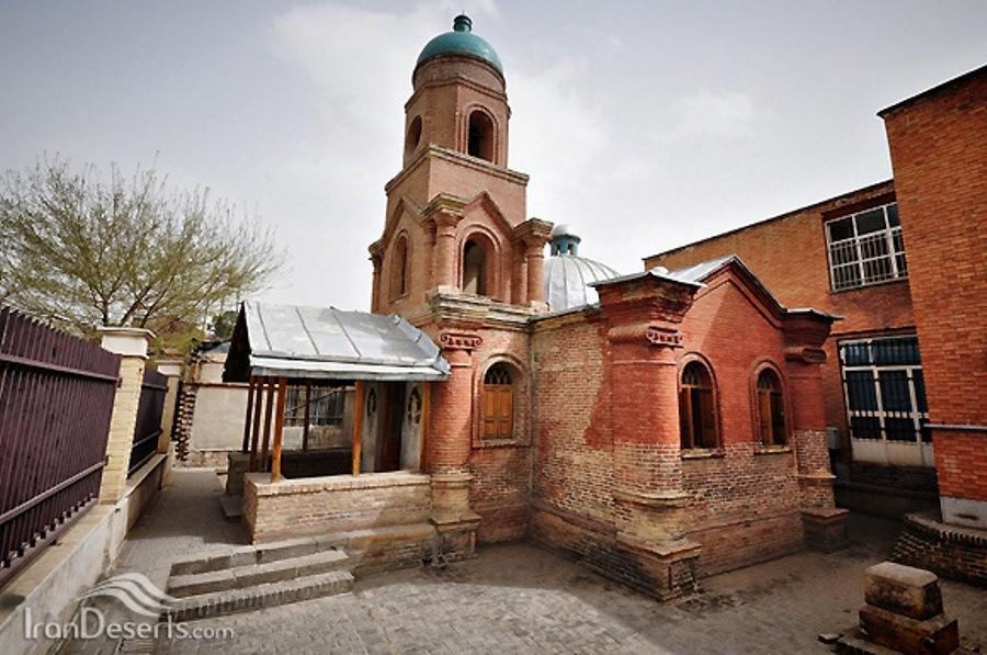 (Cantor Church (Russian Church
