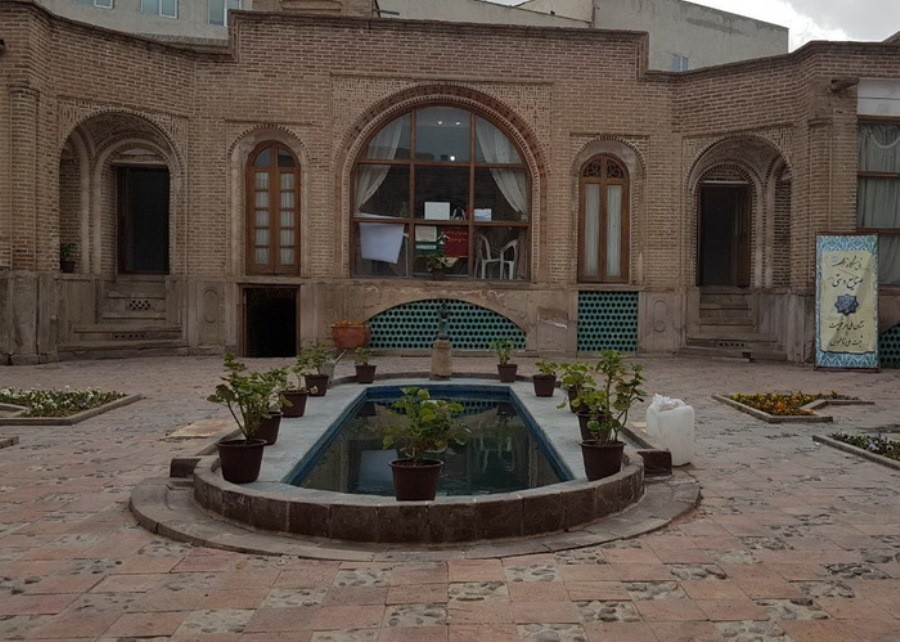 Yazdi Historic House