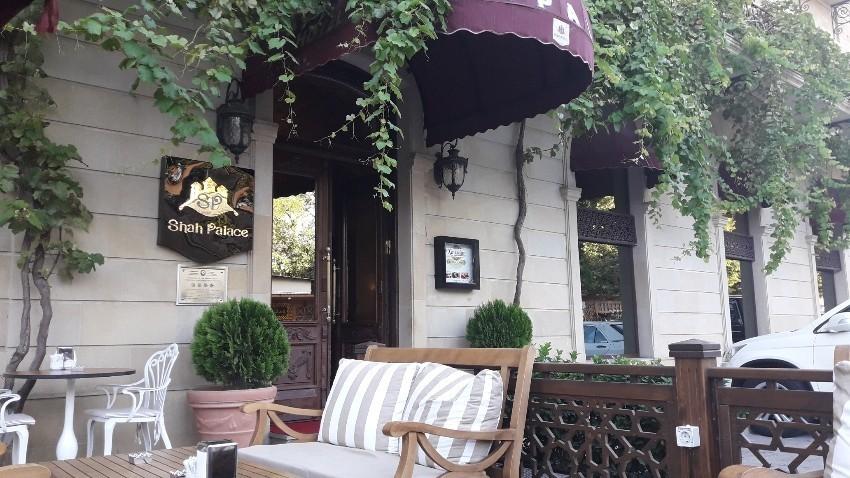 هتل شاه پالاس