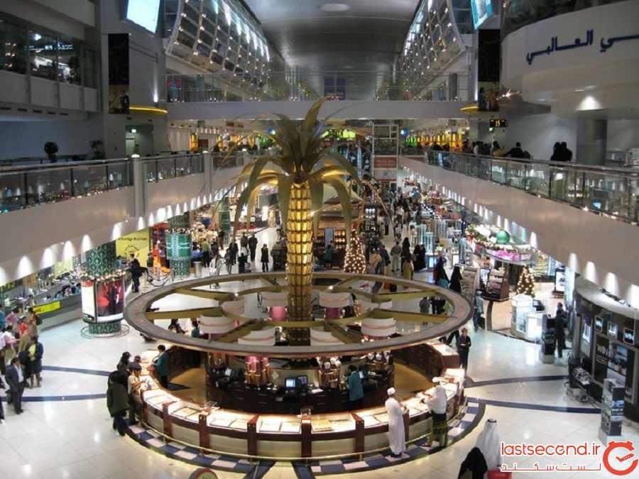 فرودگاه بینالمللی دبی
