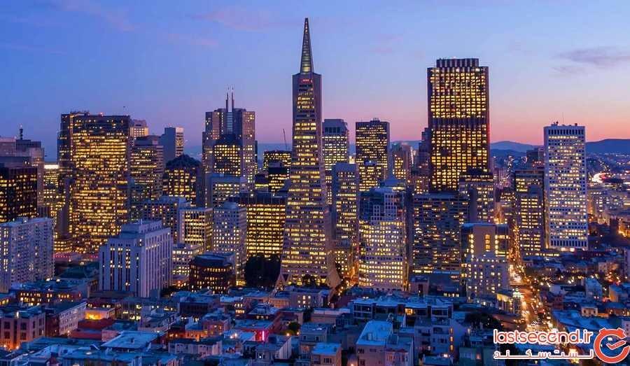 سان فرانسیسکو، کالیفرنیا، ایالات متحده آمریکا