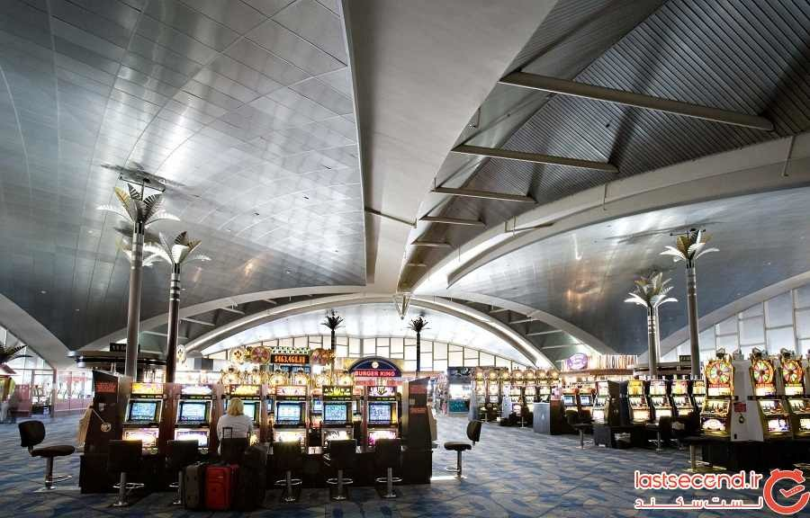 فرودگاه بینالمللی مککارن (McCarran International Airport)