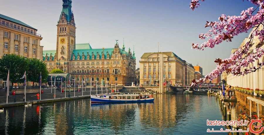 هامبورگ، آلمان