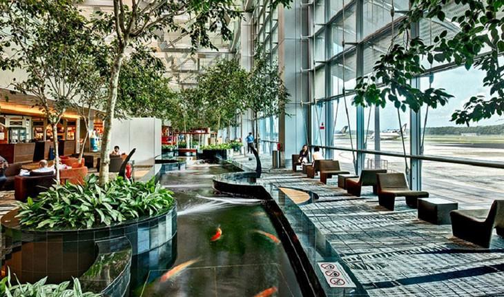10 فرودگاه برتر و زیبای جهان را بشناسیم