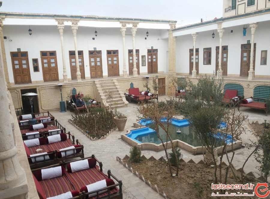 خانه تاریخی یزدان پناه