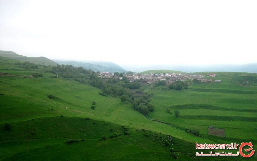 روستای آغویه