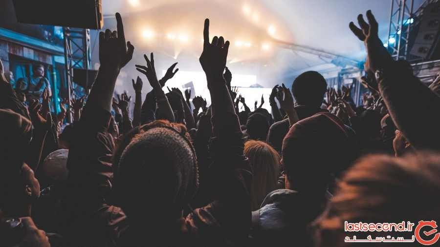 5 کشور برای گردشگری موسیقی در سال 2019