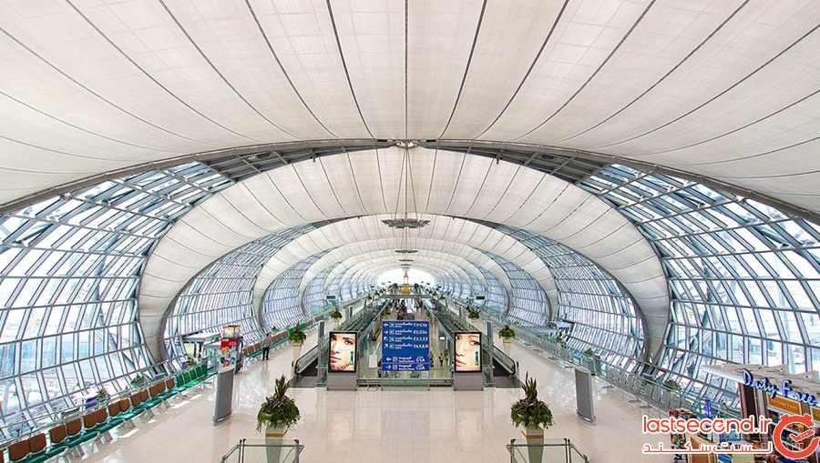 فرودگاه بینالمللی سوورنابومی بانگوک (Bangkok International Suvarnabhumi Airport)