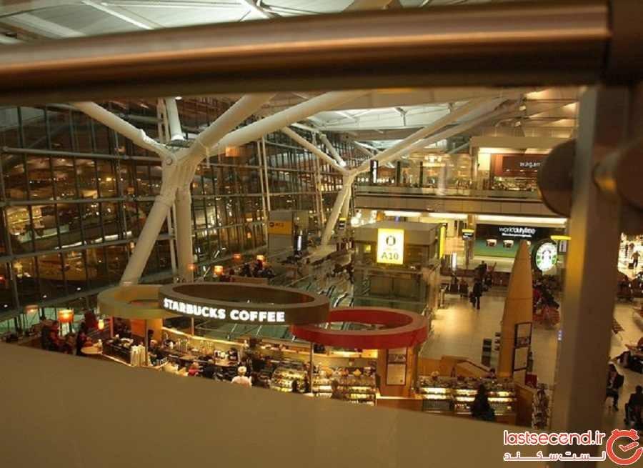فرودگاه هیترو لندن (London Heathrow Airport)