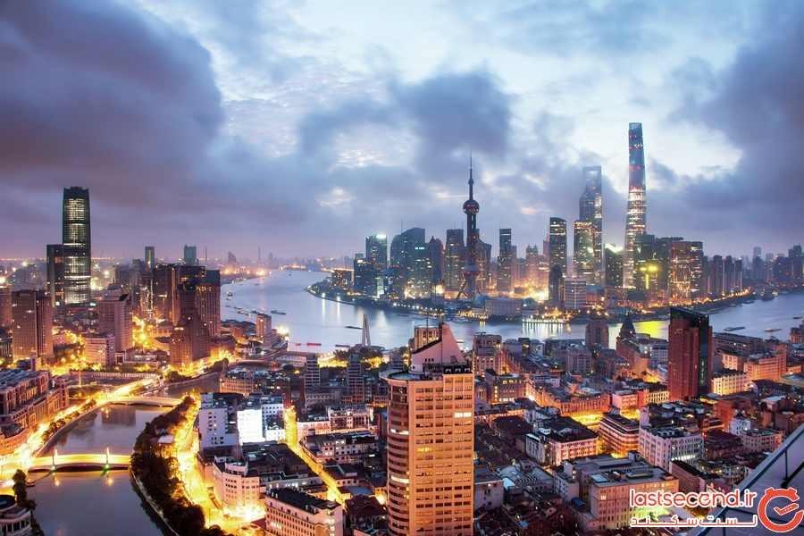 شانگهای ، چین