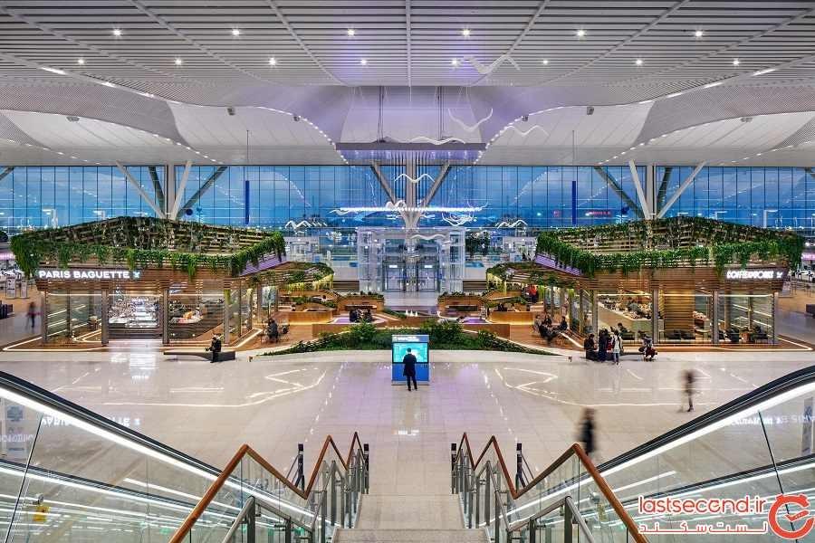 فرودگاه بینالمللی اینچئون