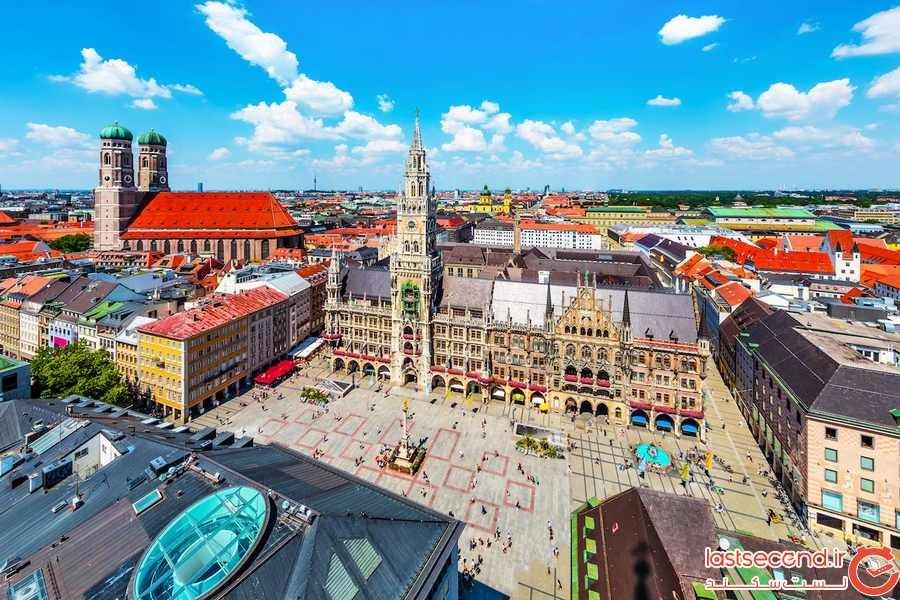 مونیخ، آلمان