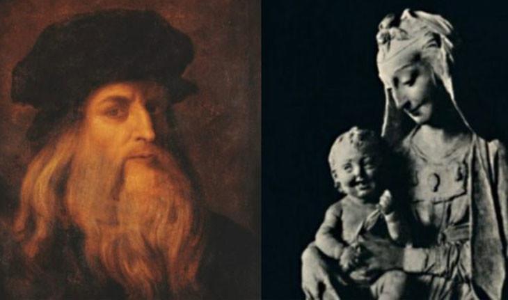 تنها مجسمه تمام شده لئوناردو داوینچی شناسایی شد