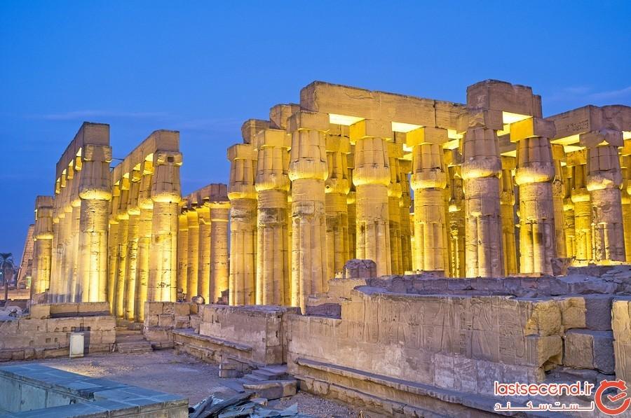 الاقصر یا Luxor