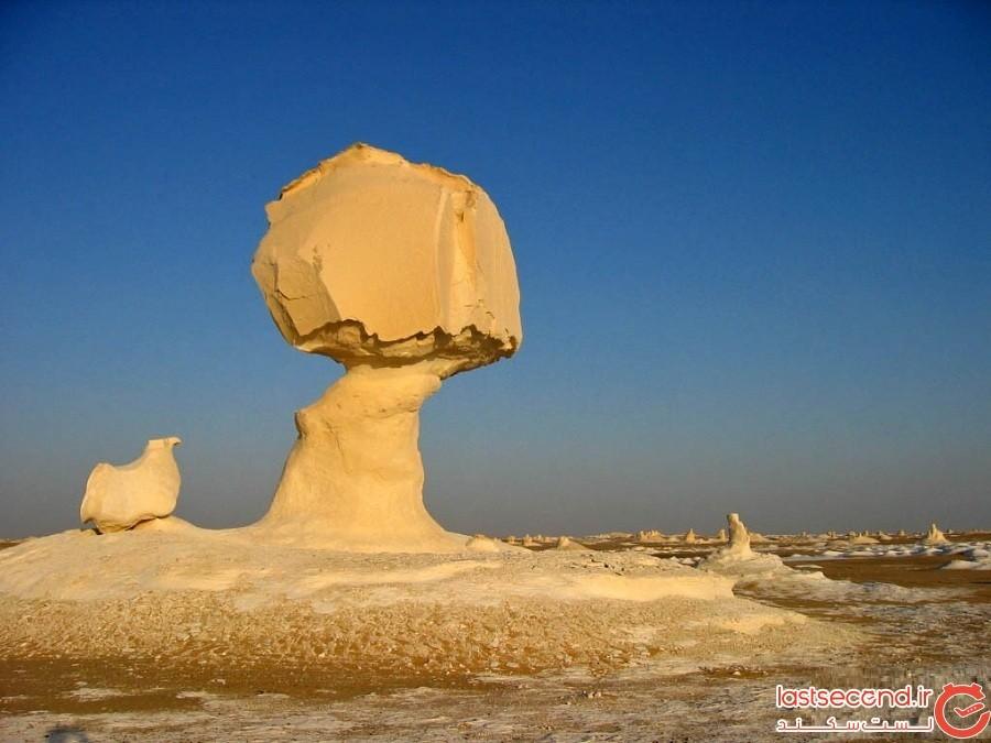 صحرای سفید