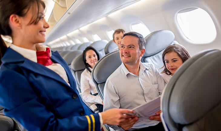 چیزهایی که نباید در هواپیما بپوشید