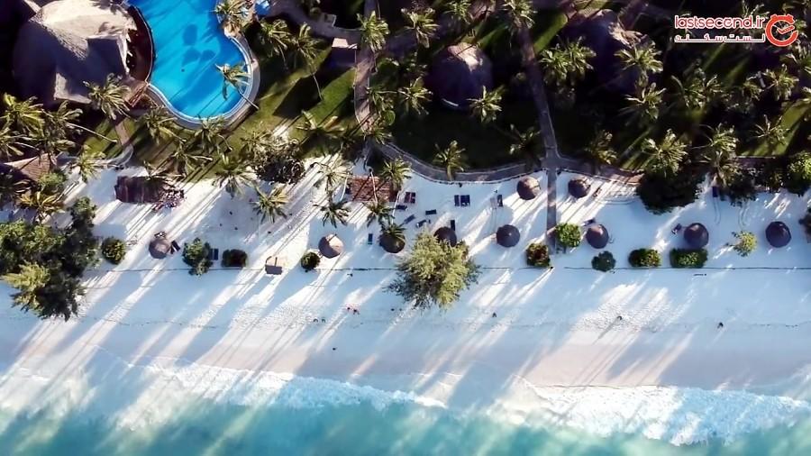 ساحل رویایی زنگبار از نگاهی دیگر