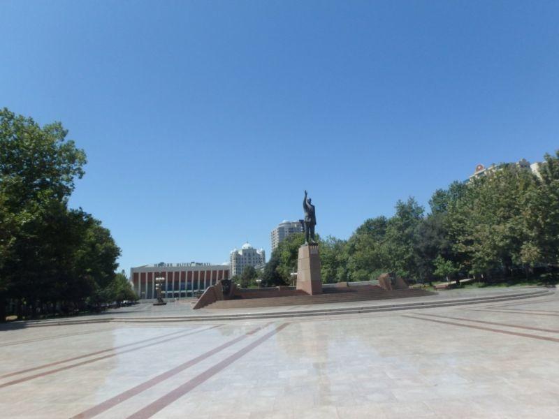 پارک حیدر علی اف
