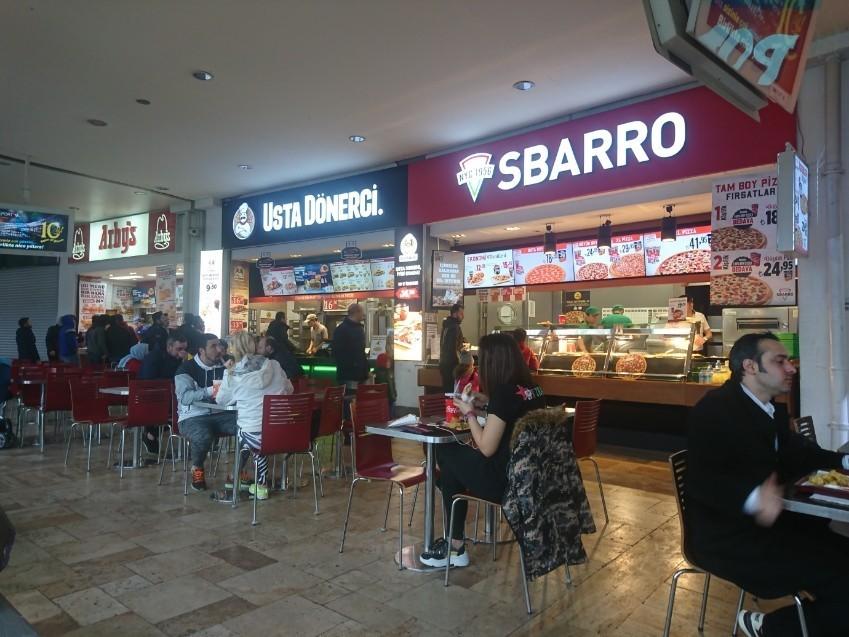 رستوران اوستا دونر (مرکز خرید ویاپورت)