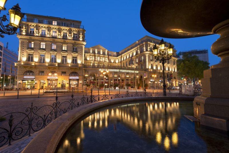 هتل اشتایگنبرگر فرانکفورتر هوف