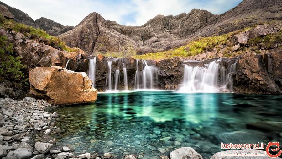 استخرهای فری در اسکاتلند