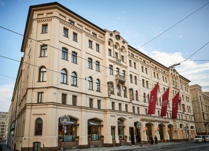 هتل ویرجاهرسزیتن کمپینسکی منچن