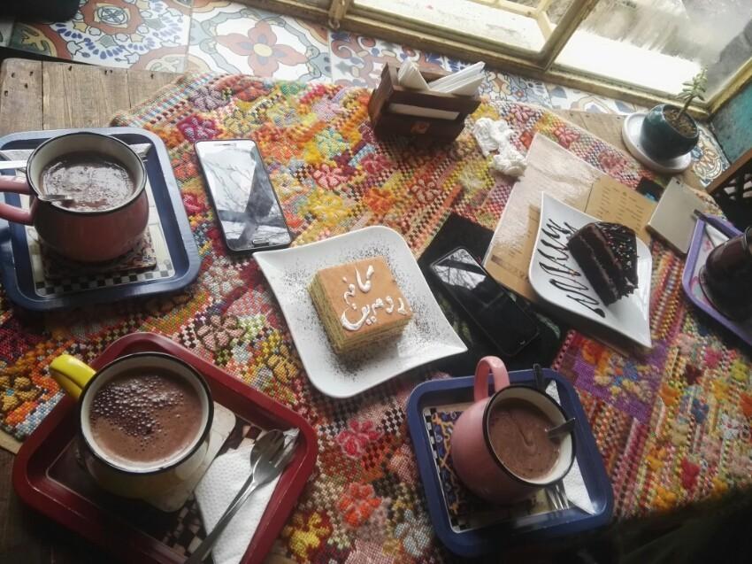 Ruheyve Cafe