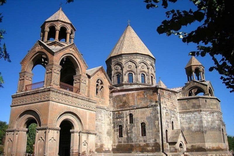 صومعه اچمیادزین (کلیسای اچمیادزین )