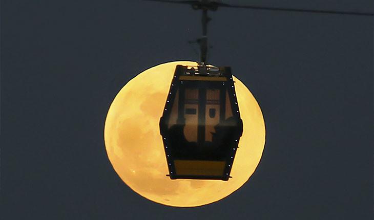 تماشای اعجاز ماه، از زاویهای دیگر