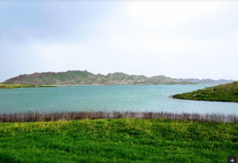 Zagros Dam Lake