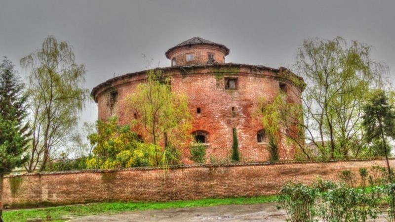 Lankarans Old Prison